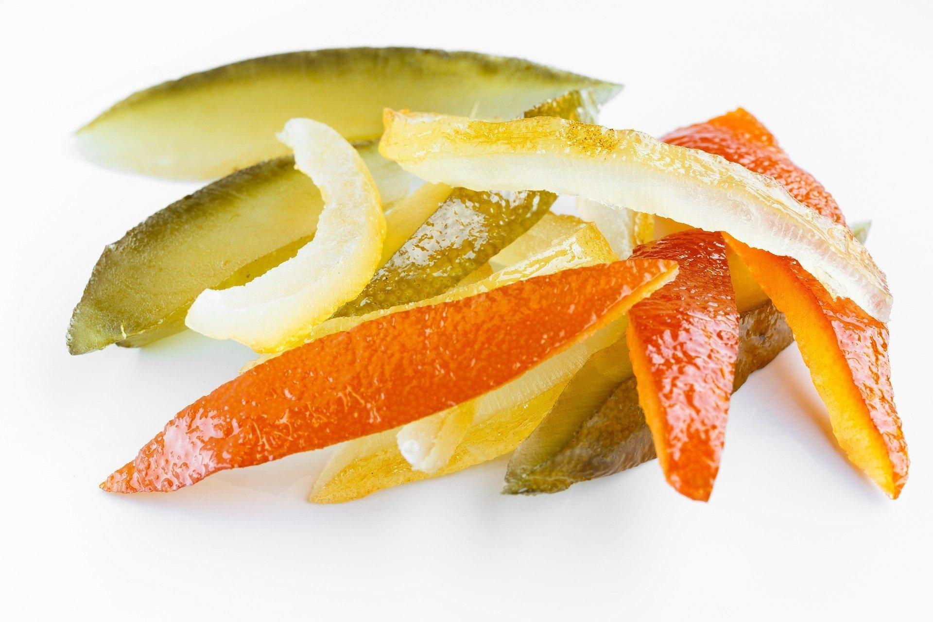 frutta candita siciliana